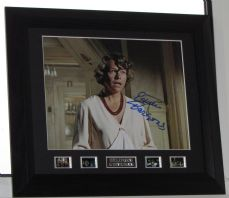"A365EP ESTELLE PARSONS SIGNED ""BONNIE AND CLYDE"" SIGNED FRAMED AUTHENTIC AUTOGRAPH GUARANTEED"